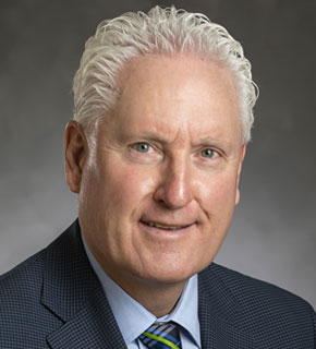 Deputy Mayor/Regional Councillor, Don Hamilton