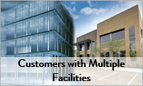 Customers with Multiple Facilities
