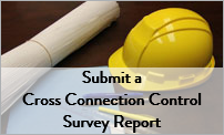 Submit a Cross Connection Control Survey Report