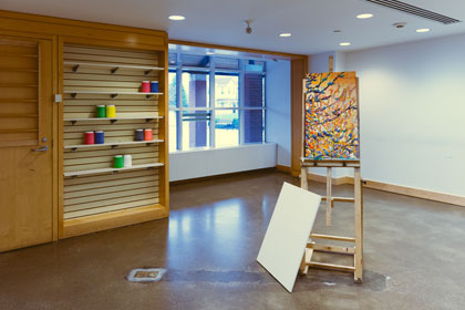 Varley Art Gallery Renting Space