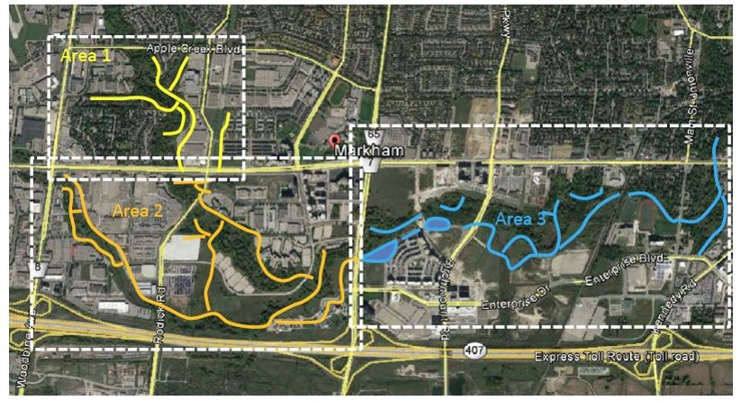 markham centre trail masterplan