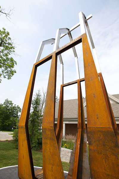 public art - Gambrel Journey