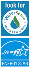 WaterSense and Energy Star Labels