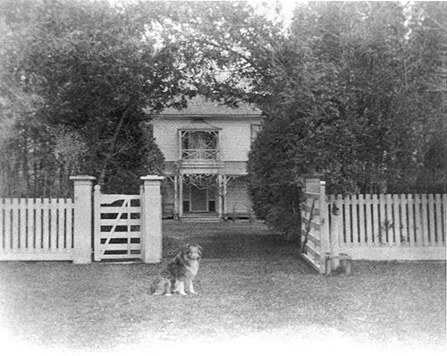 Heintzman House Historic Photo Early Year