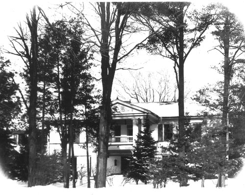 Heintzman House Historic Photo 1900s