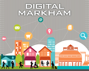 digital markham illustration