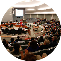 Image for council meeting