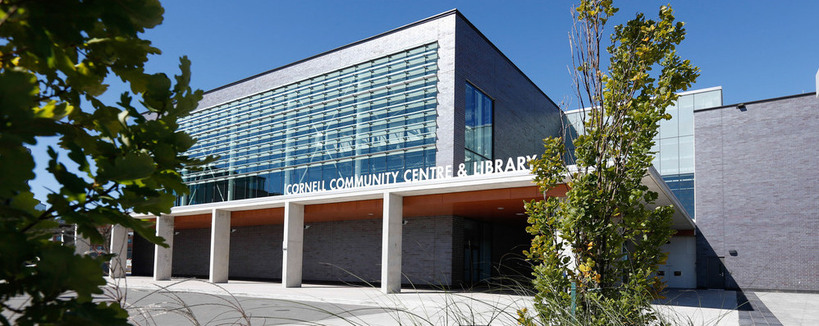 Pictiure of Cornell Community Centre & Library