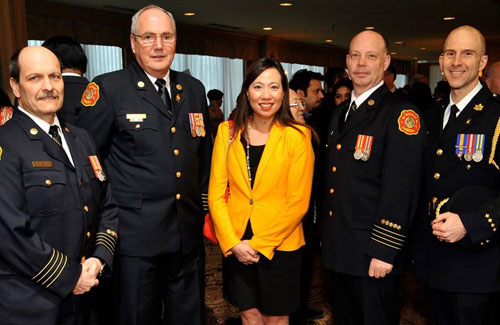 City of Markham Fire & Emergency Department
