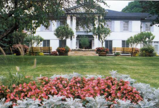 The Gardens of Heinzman House, 1998