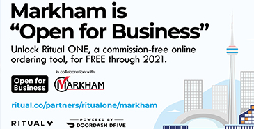 Markham Open for Business