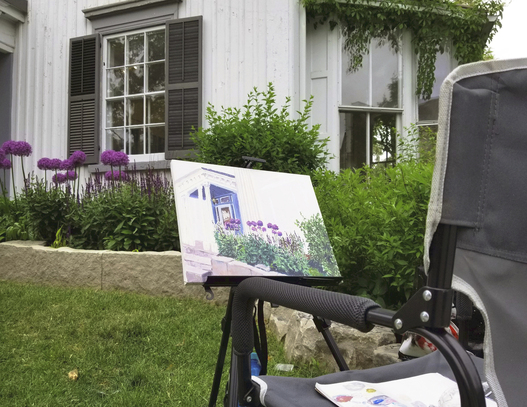 En Plein Air competition