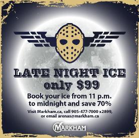 Late Night Ice only $99