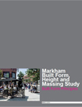Markham Built Form, Height, and Massing Principles cover