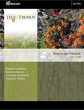 Trees for Tomorrow: Streetscape Manual cover