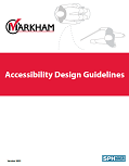 Accessibility Design Guidelines cover