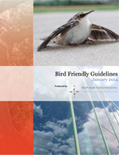 Bird-Friendly Guidelines cover