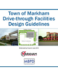 Drive-Through Facilities Design Guideline cover