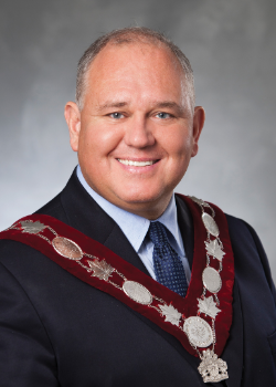 Mayor of Markham, Frank Scarpitti