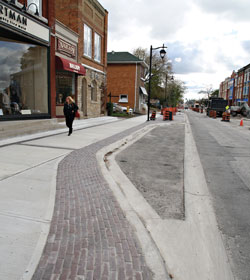 Main Street Markham Reconstruction