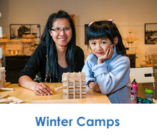 Hyperlink to Winter Camps