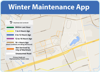 Winter Mainenance App