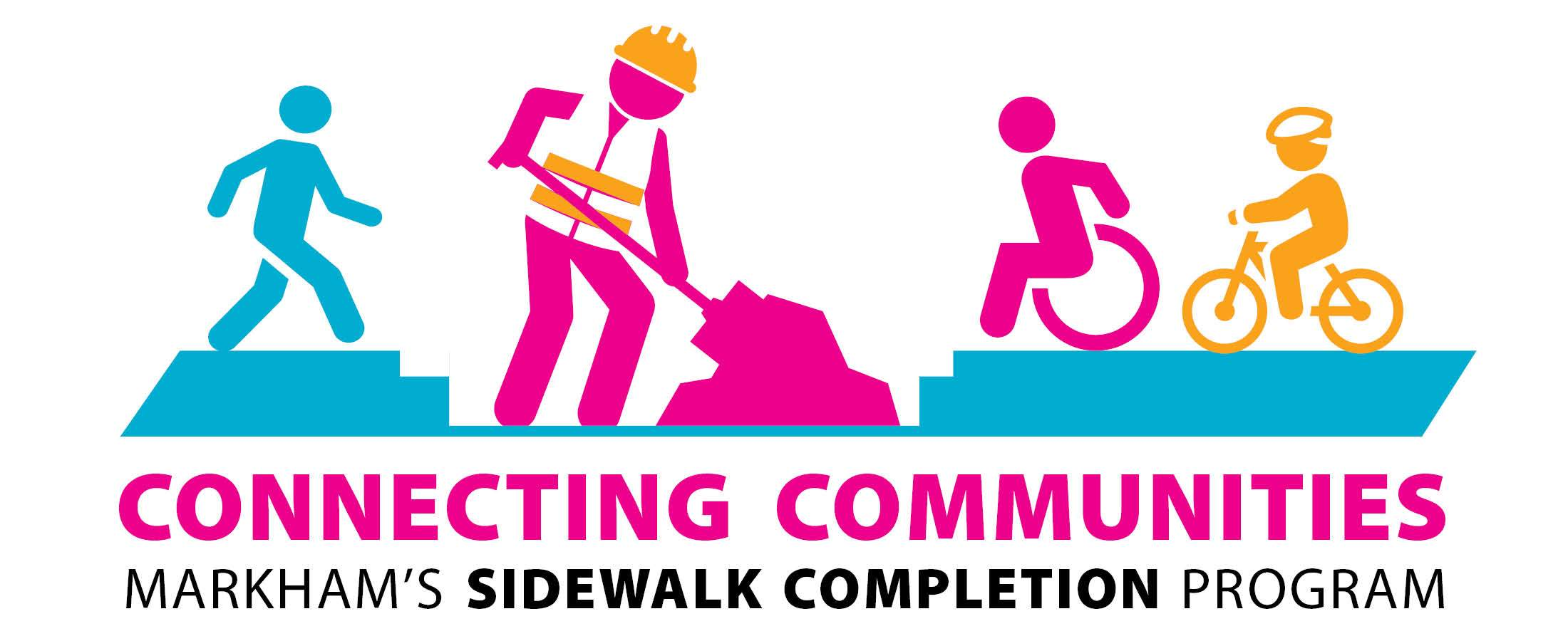 connecting communities sidewalk