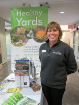 TRCA Healthy Yards coordinator
