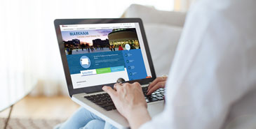 access Markham website